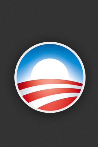 Image: Obama's 2008 campaign logo