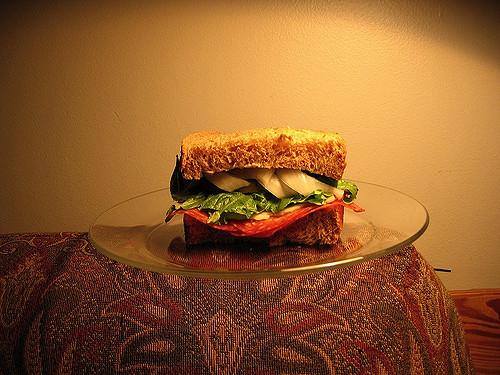 Photograph: Sandwich