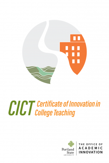 Cover image for Certificate of Innovation in College Teaching Handbook